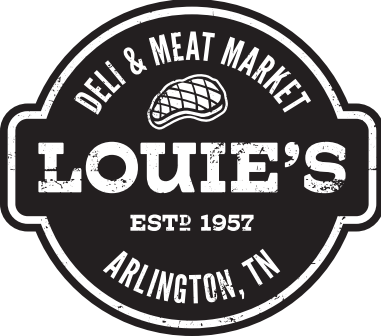 Louie's Deli And Meat Market Logo