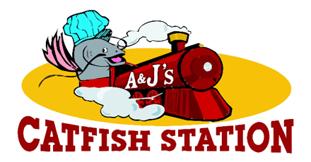 A&J's Catfish Station Logo